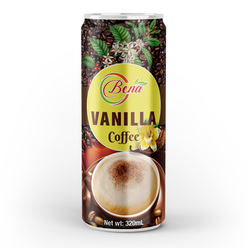 wholesale High quality vanilla coffee drink