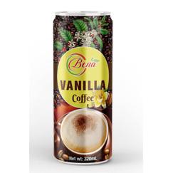 320ml canned slim vanilla coffee drink