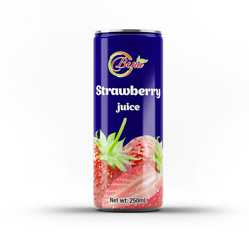 Best natural strawberry juice drink