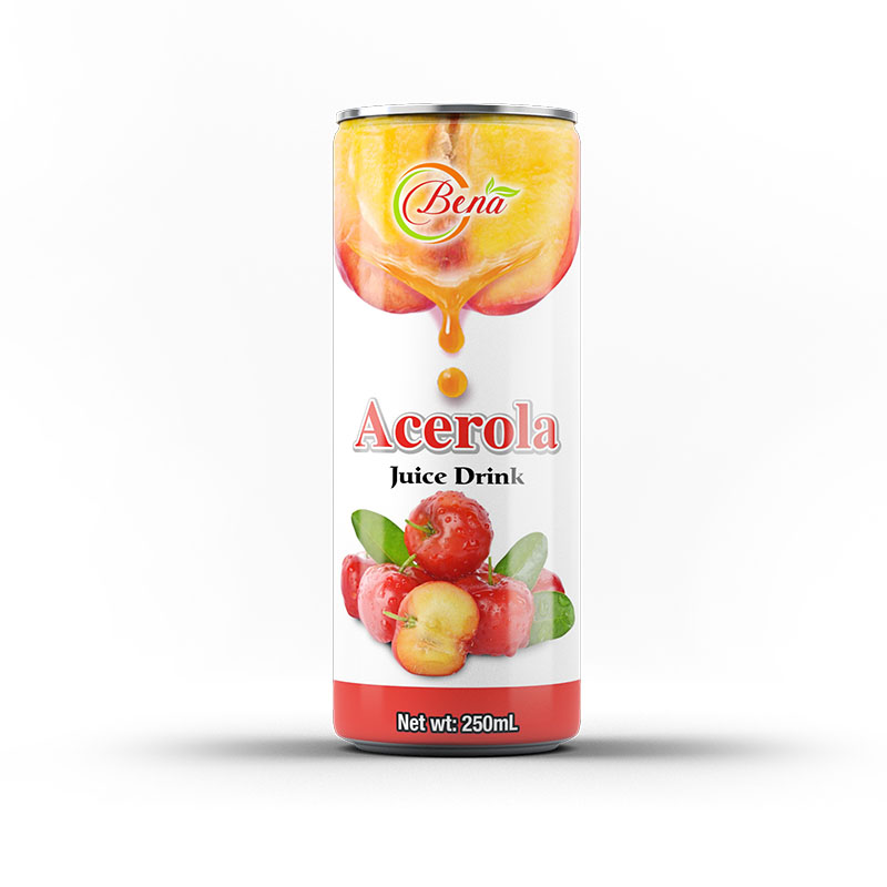 wholesale acerola juice drink