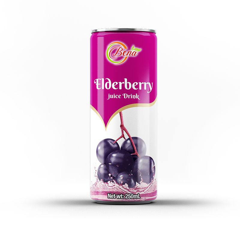 Wholesale Original natural elderberry fruit juice drink